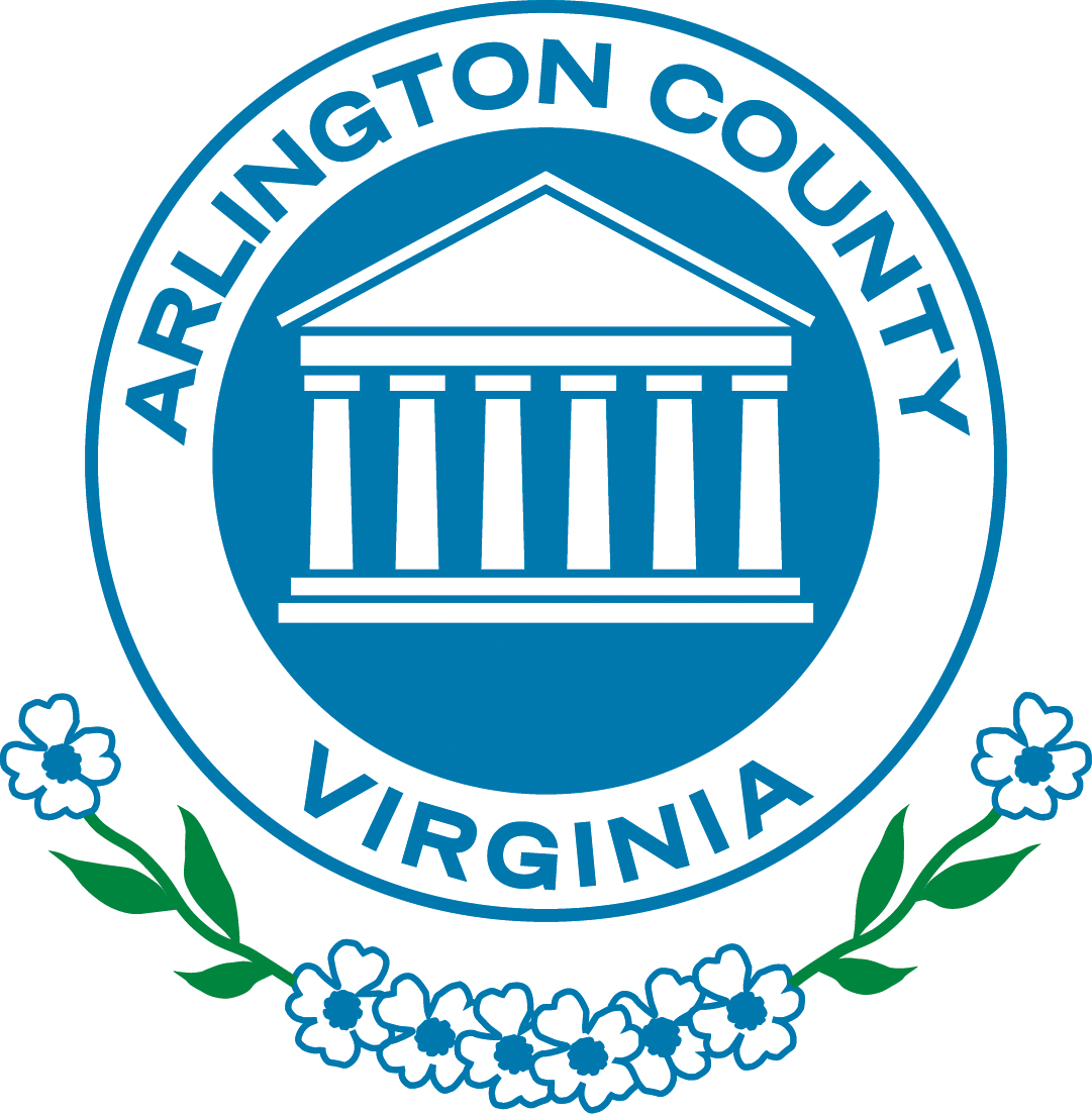 Arlington County Virginia official Seal